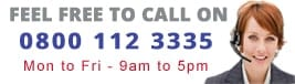 contact freephone number for cheapest blinds uk ltd
