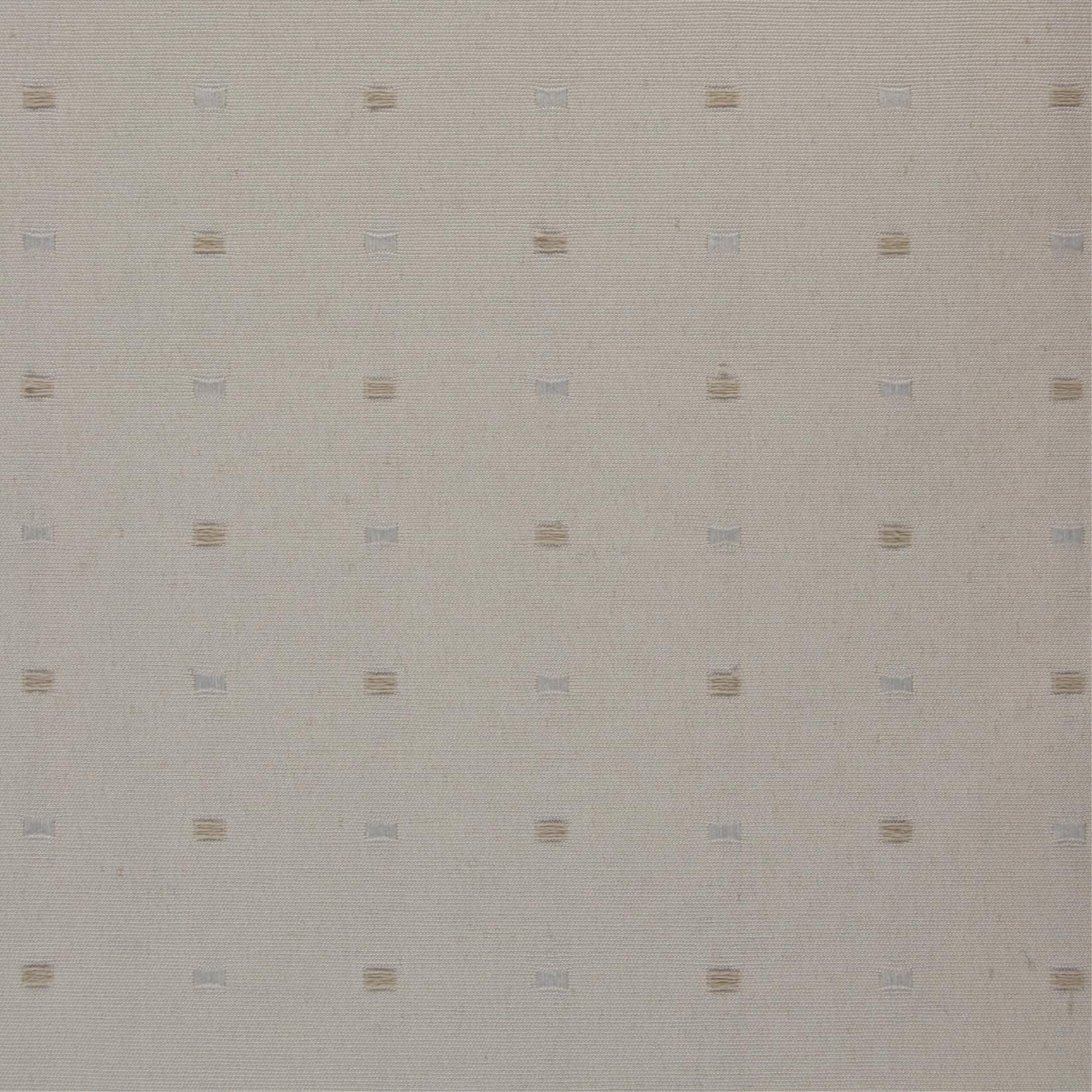Cheapest Blinds Uk Ltd Cream Square Patterned Roman Blinds