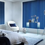 cheap navy blue vertical blinds