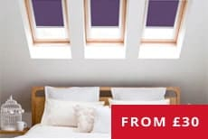 cheapest roof blinds uk