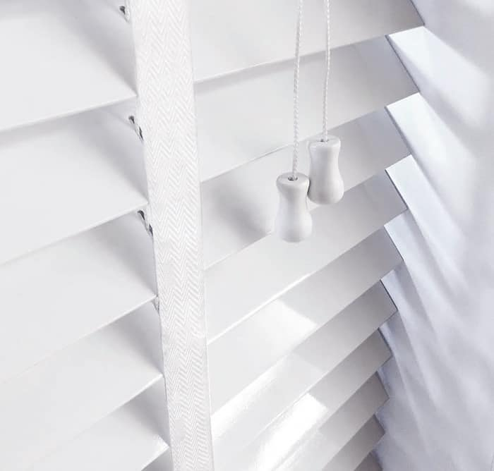 Cheapest Blinds Uk Next Day White Wood Venetians With