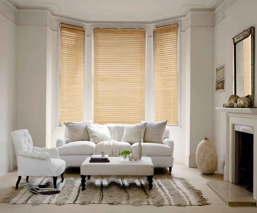 Cheapest Blinds Uk Ltd Premium Pine Wood Venetians With