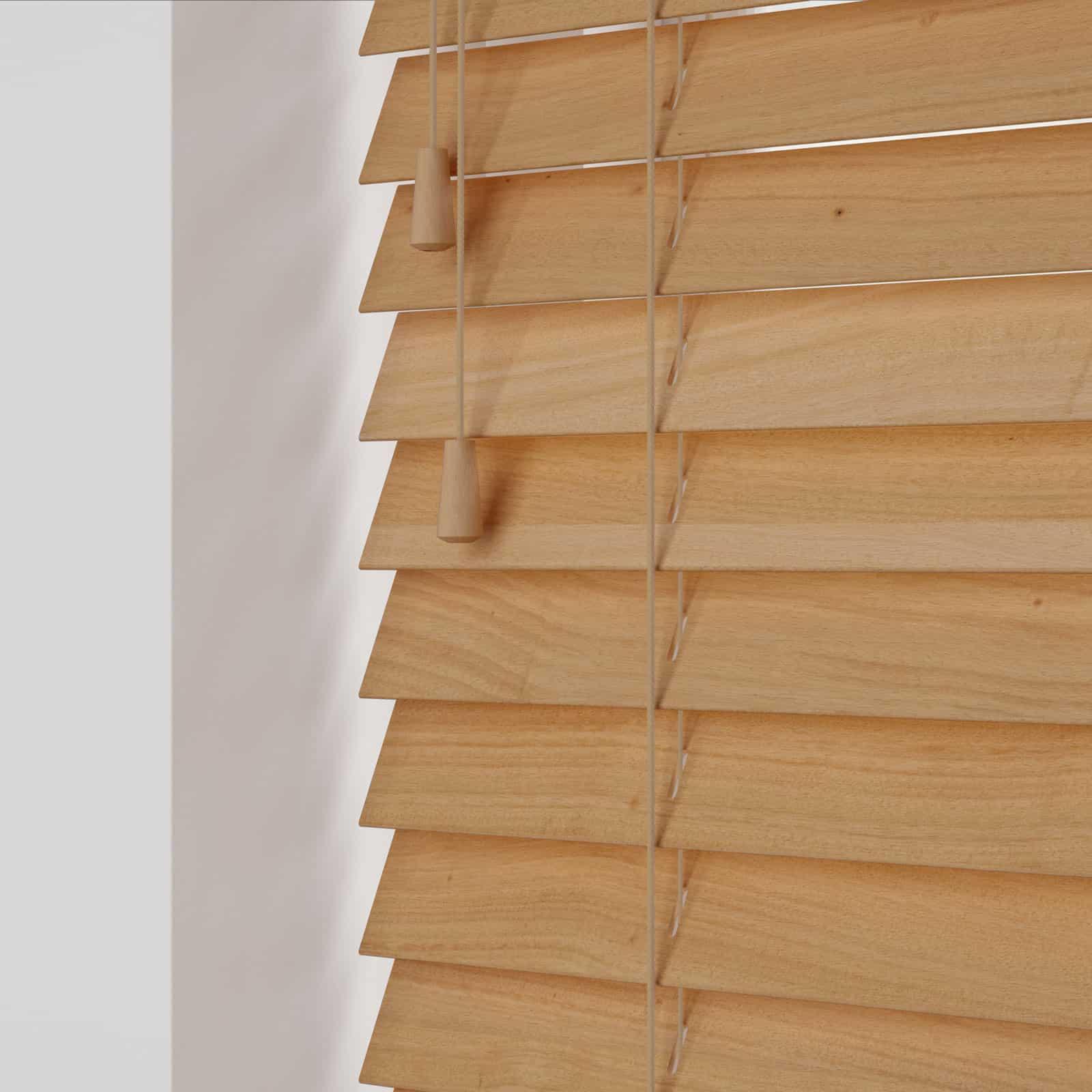 Cheapest Blinds Uk Premium Tuscan Oak Wood Venetians