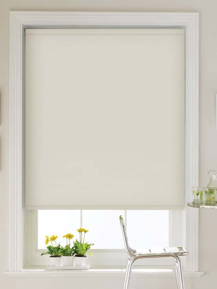 Cream Roller Blind Cheapest Blinds Uk Ltd