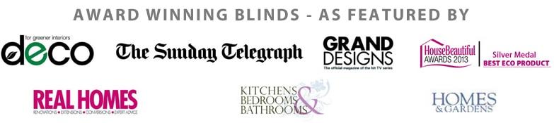 Velux skylight blinds awards