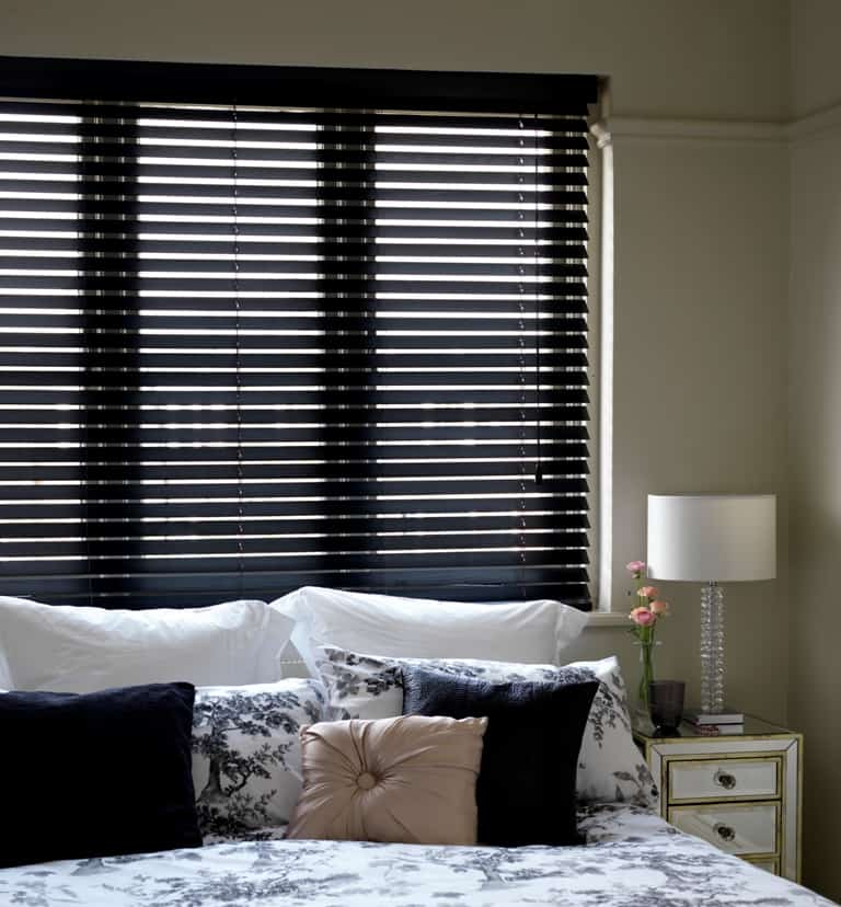 Black With Cords Cheapest Blinds Uk Ltd