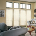 Antique White Wooden Blinds - Cheapest Blinds UK