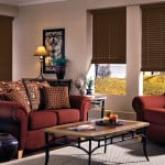 Cheapest Blinds UK - Rich Mahogany Wooden Venetian Blinds