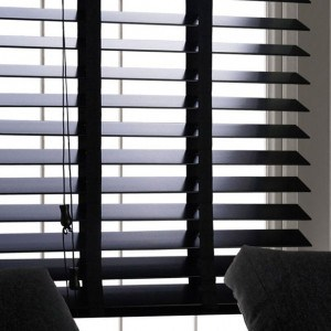 Cheap Black Venetian Blinds With Tapes