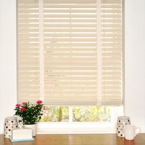 Cheapest Cream Blinds With Tapes