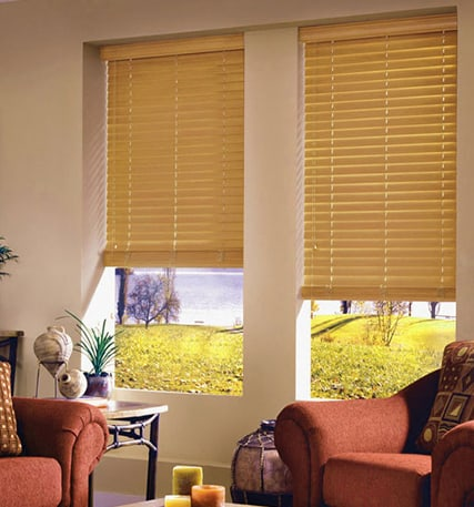 Cheap Light Oak Venetian Blinds With Cords