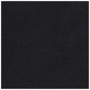 Black roller blind colour sample
