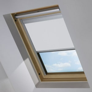 Cheap White Keylite Skylight Roof Blind