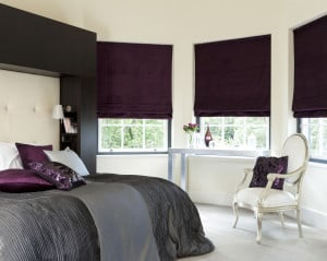 cheap roman blinds