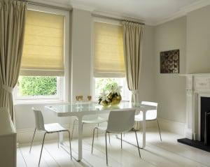 cheap roman blinds