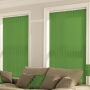 cheap bright green vertical blinds