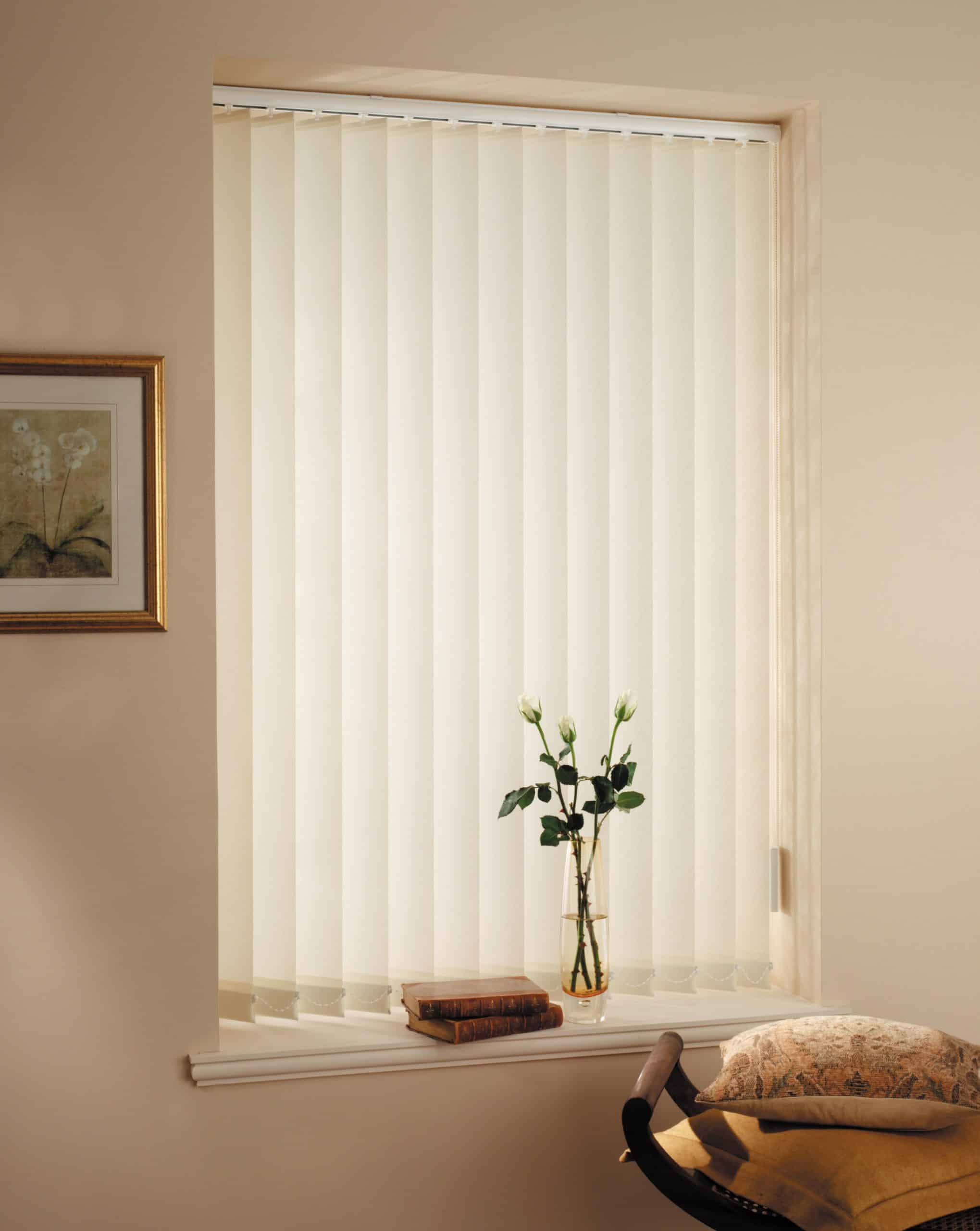 Cream Vertical Blinds Cheapest Blinds Uk Ltd