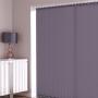 Dusky Purple Vertical Blinds