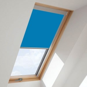 bright-blue-fakro-roof-skylight-blind