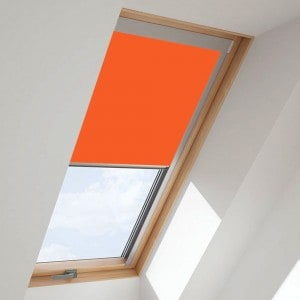 bright-orange-fakro-roof-skylight-blind
