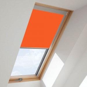 bright-orange-velux-roof-skylight-blind