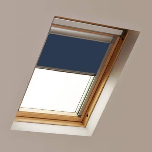 Blue LUCTIS Roof Skylight Blinds