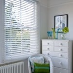 Wood Venetians With Cords