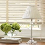 faux wood venetian blinds cream with tapes