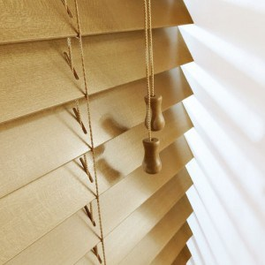 Next Day Medium Oak Wood Venetian Blinds