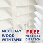 Next Day Wood With Tapes