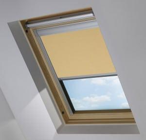 Cheap Beige Dakstra Skylight Roof Blind