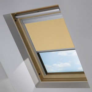 Cheap Beige Dakstra Skylight Roof Blind