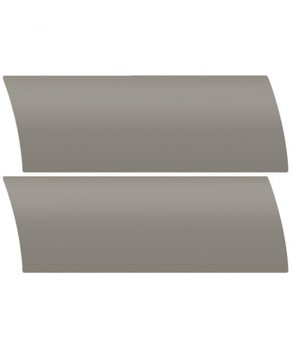 Grey Aluminium Venetian Blinds Colour Sample