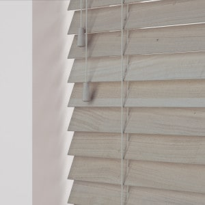 Acacia Wooden Venetian Blinds With Cords