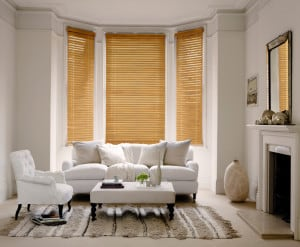 Cabana Wooden Venetian Blinds With Cords