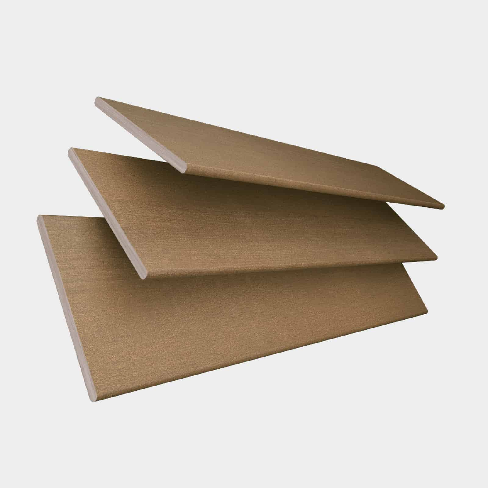 Cheapest Blinds Uk Ltd Premium Tawny Wood Venetians