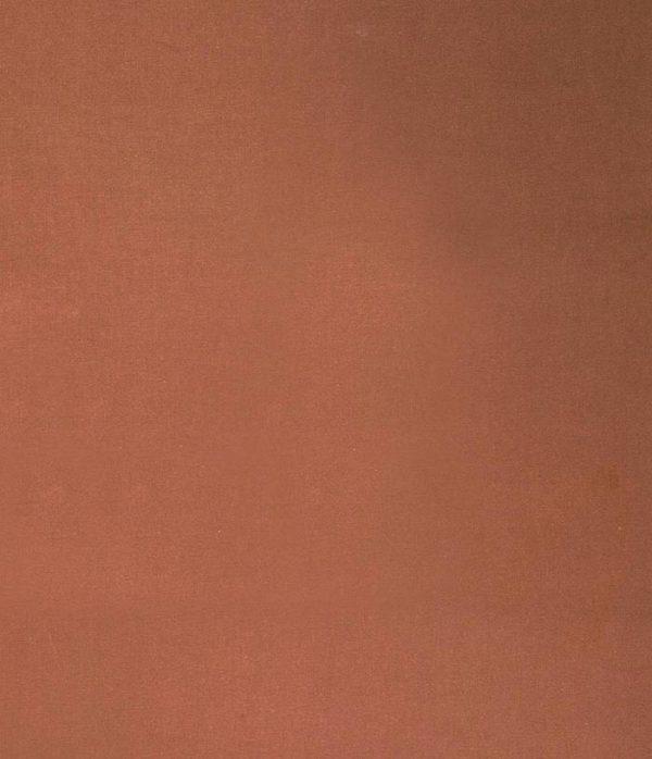 burnt orange roman blind colour sample