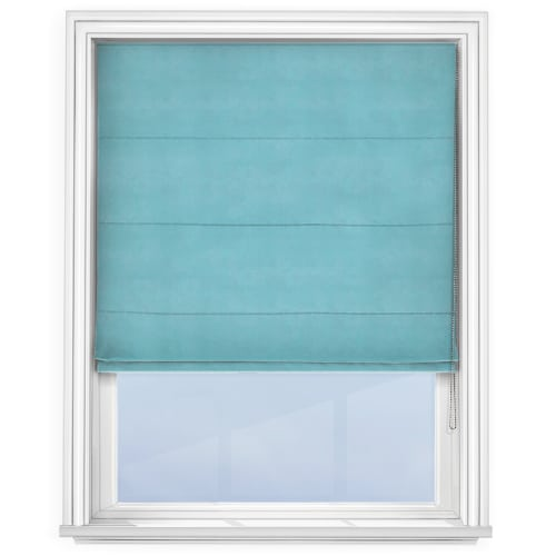 Duck Egg Roman Blind