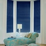 Cheap Navy Blue Aluminium Venetian Blinds