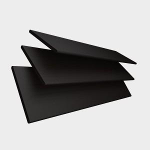 Dark Wenge Faux Wood Venetian Blinds Colour Sample