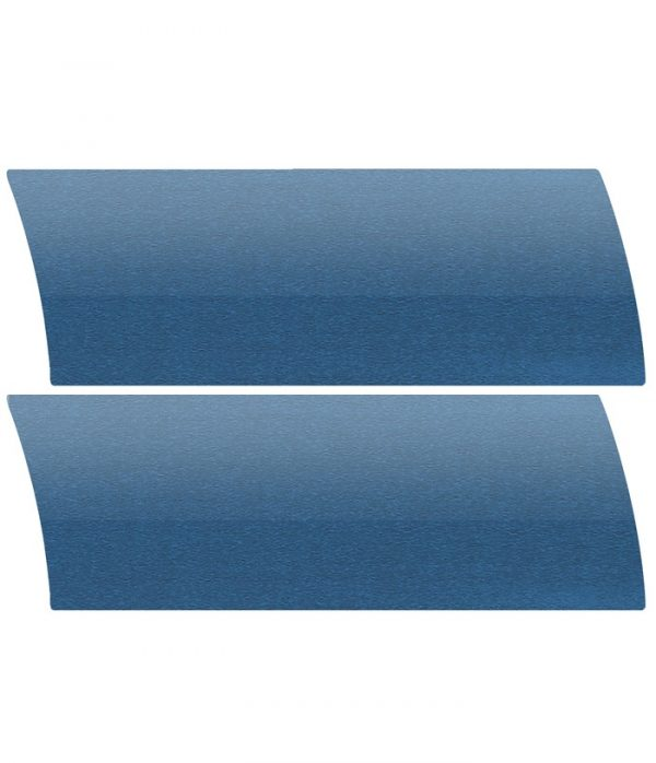 Electra Blue Aluminium Venetian Blinds Colour Sample