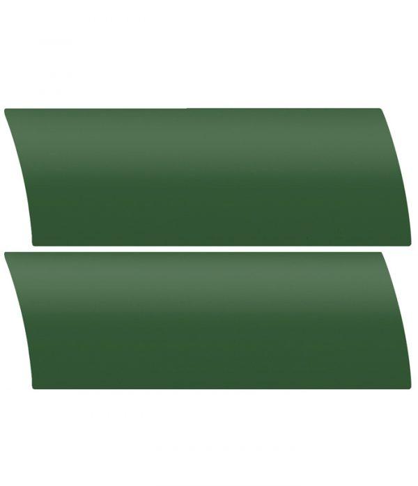 Hunter Green Aluminium Venetian Blinds colour sample