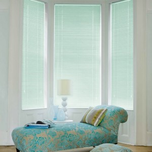 Cheap Mint Green Aluminium Venetian Blinds