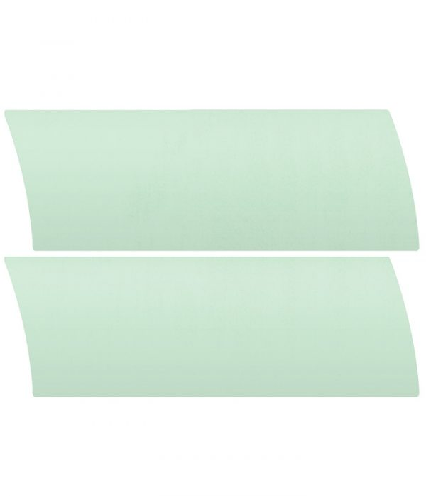 Mint Green Aluminium Venetian Blinds Colour Sample