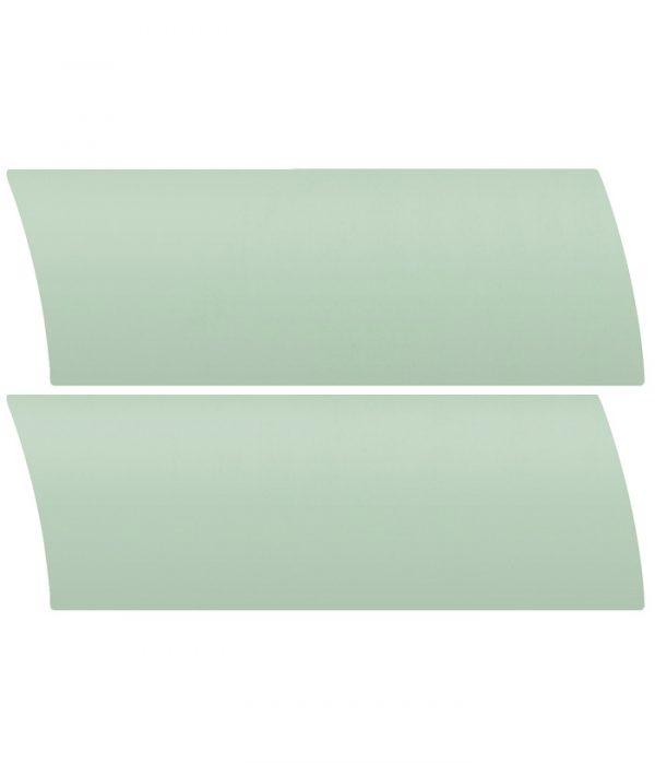 Powder Green Aluminium Venetian Blinds Colour Sample