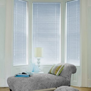 Cheap Quartz Blue Aluminium Venetian Blinds