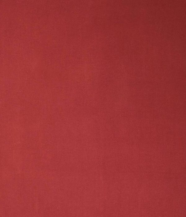 Red Roman Blind Colour Sample