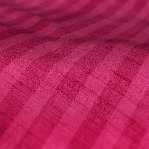 Fryetts Mono Stripe Fuchsia Pink Roman Blind Colour Sample