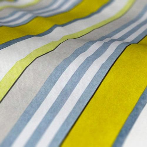 Prestigious Textiles Bowden Mimosa Roman Blind Colour Sample