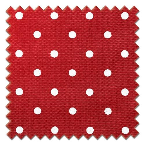 Prestigious Textiles Full Stop Cardinal